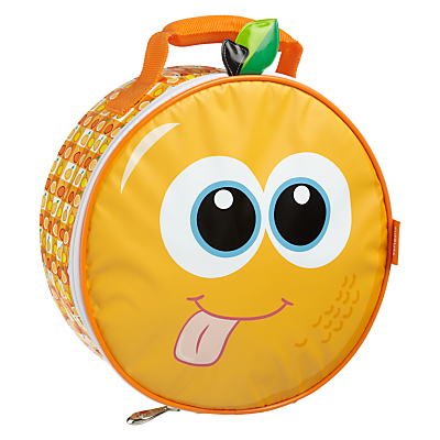 Thermos Orange Lunch Bag