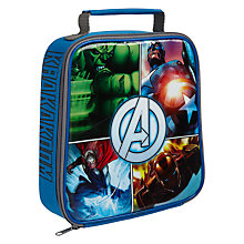 Buy DNC Avengers Lunch Bag Online at johnlewis.com