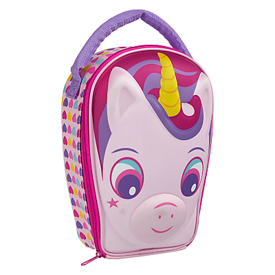 DNC Unicorn Head Lunch Bag