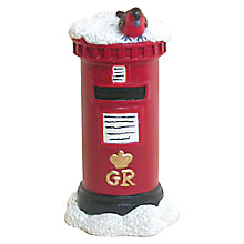 Buy John Lewis Topper Post Box Online at johnlewis.com