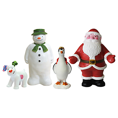 Creative Party The Snowman & The Snowdog Cake Topper