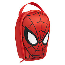Buy DNC Spiderman Head Lunch Bag Online at johnlewis.com