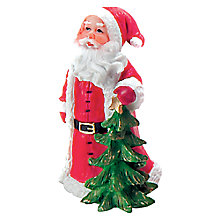 Buy Creative Party Father Christmas Cake Topper Online at johnlewis.com