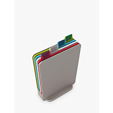 Buy Joseph Joseph Mini Index Chopping Boards, Silver Online at johnlewis.com