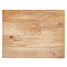 Buy John Lewis Croft Collection Chopping Board, Large Online at johnlewis.com