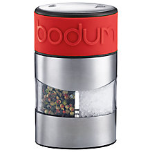 Buy Bodum Twin Salt & Pepper Mill Online at johnlewis.com