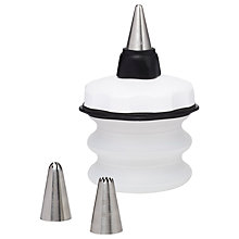 Buy OXO Good Grips Baker's 4-Piece Decorating Bottle Online at johnlewis.com
