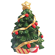 Buy Creative Party Christmas Tree Cake Topper Online at johnlewis.com