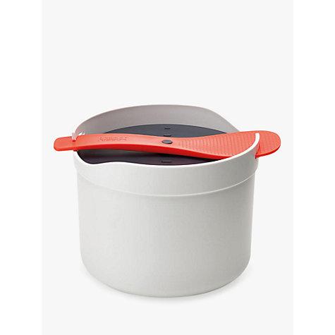 buy joseph joseph m cuisine microwave rice cooker john lewis. Black Bedroom Furniture Sets. Home Design Ideas