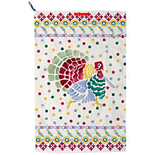 Buy Emma Bridgewater Polka Turkey Tea Towel Online at johnlewis.com