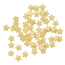 Buy Wilton Gold Star Cake Decorating Sprinkles, 1.1g Online at johnlewis.com