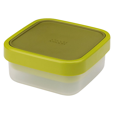 Joseph Joseph GoEat Compact 3-in-1 Salad Box, Green