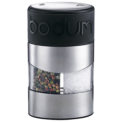 Bodum Twin Salt & Pepper Mill