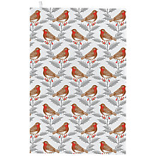 Buy Thornback & Peel Robins Tea Towel Online at johnlewis.com