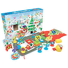 Buy VTech Baby Toot-Toot Drivers Advent Calendar Online at johnlewis.com