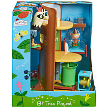Buy Ben & Holly's Little Kingdom Elf Tree Playset Online at johnlewis.com