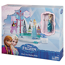 Buy Disney Frozen Elsa's Ice Skating Rink Online at johnlewis.com