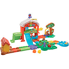 Buy VTech Toot-Toot Animals Farm Set Online at johnlewis.com