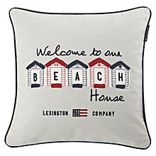 Buy Lexington The Summer Collection Beach House Sham Cushion Cover and Pad Online at johnlewis.com
