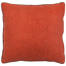 Buy Christy Highgate Linen Cushion Online at johnlewis.com