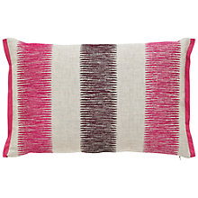 Buy Harlequin Paradise Birds Flamingo Cushion, Multi Online at johnlewis.com