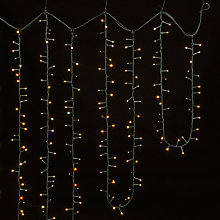 Buy 1-2-GLOW 700 LEDS Indoor / Outdoor Christmas Lights for a 210cm Tree, Classic Warm White Online at johnlewis.com