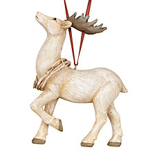 Buy John Lewis Midwinter Traditional Stag Online at johnlewis.com