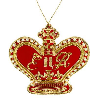 Image of Tinker Tailor Tourism ER Crown Hanging Decoration
