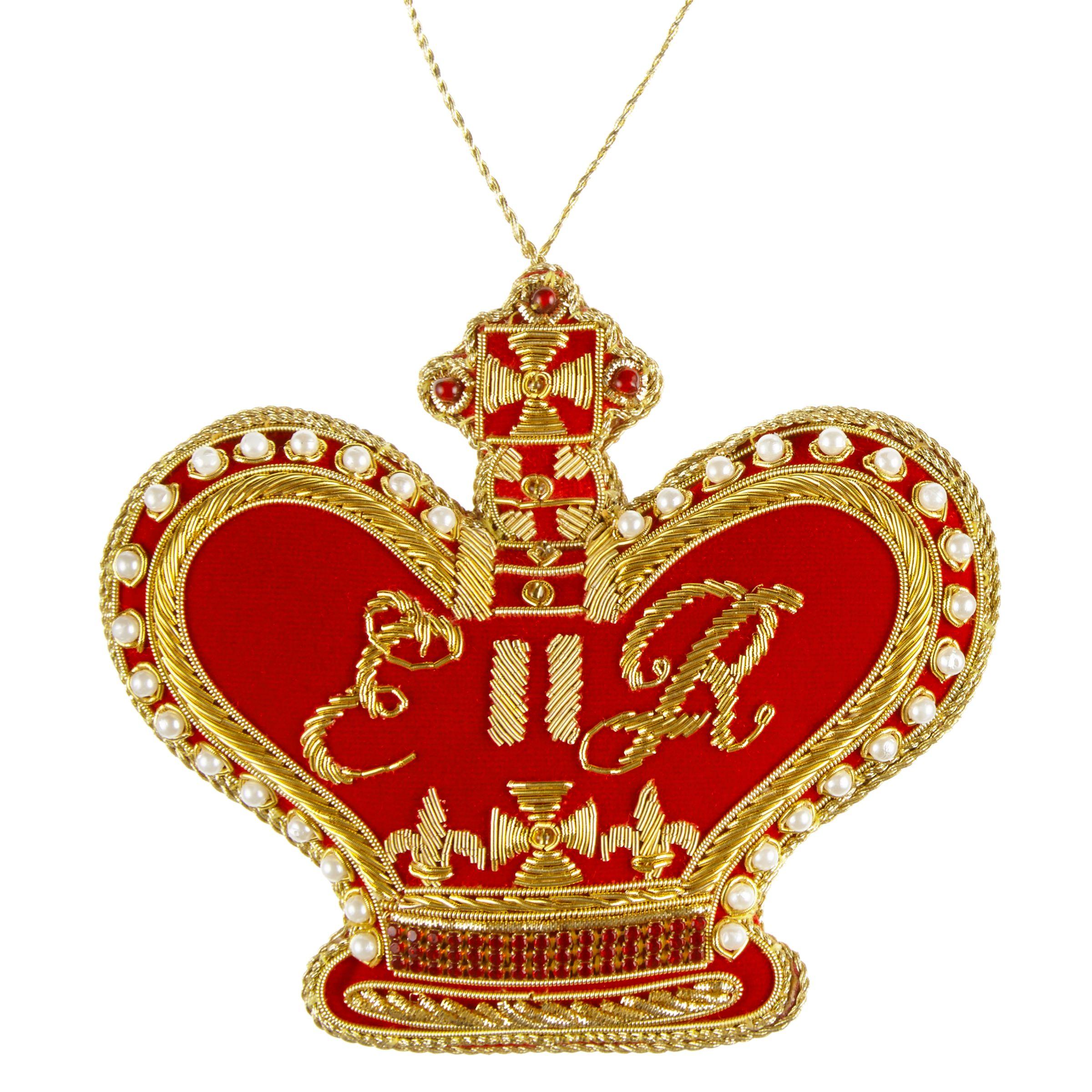 Tinker Tailor Tinker Tailor Tourism ER Crown Hanging Decoration
