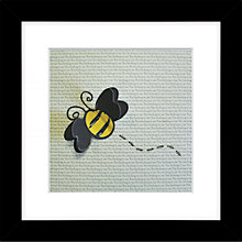 Buy Daisy Maison - You Beelong to Me, 25.5 x 25.5cm Online at johnlewis.com