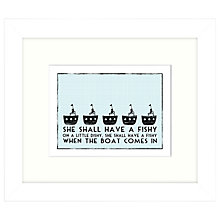 Buy East of India - When The Boat Comes In, 27 x 23cm Online at johnlewis.com
