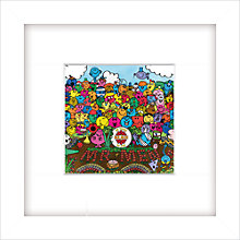 Buy Roger Hargreaves - Mr Men 40 Years Of Fun, 23 x 23cm Online at johnlewis.com