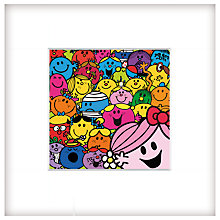 Buy Roger Hargreaves - Mr Men Big Hug, 23 x 23cm Online at johnlewis.com