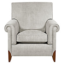 Buy Duresta Cavendish Armchair, Durham Silver Online at johnlewis.com