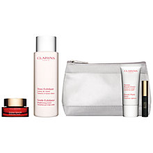 Buy Clarins Instant Smooth Perfecting Touch, 15g and Gentle Exfoliator Brightening Toner, 125ml with FREE Summer Beauty Duo Online at johnlewis.com