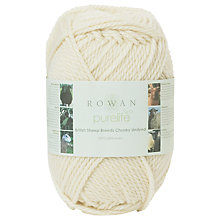 Buy Rowan Purelife British Sheep Breeds Chunky Yarn, 100g Online at johnlewis.com