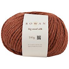 Buy Rowan Big Wool Silk Yarn, 100g Online at johnlewis.com