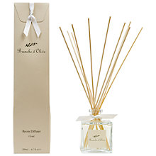 Buy Branche D'Olive Cloud Diffuser, 200ml Online at johnlewis.com