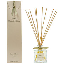 Buy Branche D'Olive Garrigue Diffuser, 200ml Online at johnlewis.com
