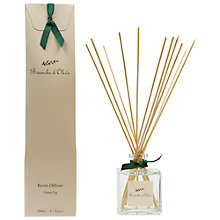 Buy Branche D'Olive Figue Verte Diffuser, 200ml Online at johnlewis.com