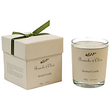 Buy Branche D'Olive The Vert Scented Candle Online at johnlewis.com