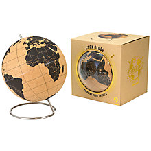 Buy Suck UK Cork Globe Online at johnlewis.com