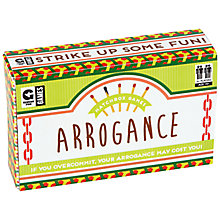 Buy Ginger Fox Arrogance Match Box Game Online at johnlewis.com