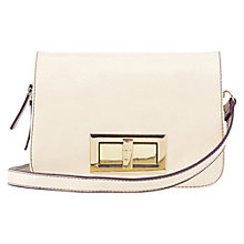 Buy Oasis Shelby Big Lock Crossbody Bag, Multi Online at johnlewis.com