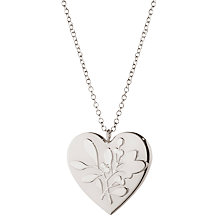 Buy Georg Jensen Heart Christmas Decoration Online at johnlewis.com