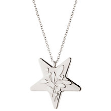 Buy Georg Jensen Mistletoe Star Christmas Decoration Online at johnlewis.com