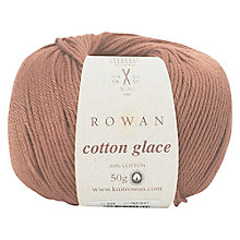 Buy Rowan Cotton Glace Yarn, 50g Online at johnlewis.com