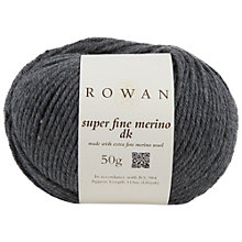 Buy Rowan Super Fine Merino DK Yarn, 50g Online at johnlewis.com