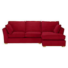 Buy John Lewis Harrison RHF Chaise End Sofa Online at johnlewis.com