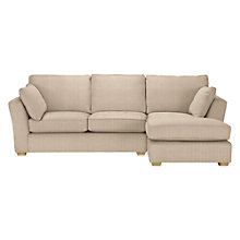 Buy John Lewis Harrison RHF Chaise End Online at johnlewis.com